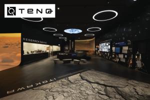 宇宙ミュージアム TeNQ サイエンスエリア